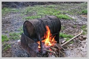 caldaia fuoco