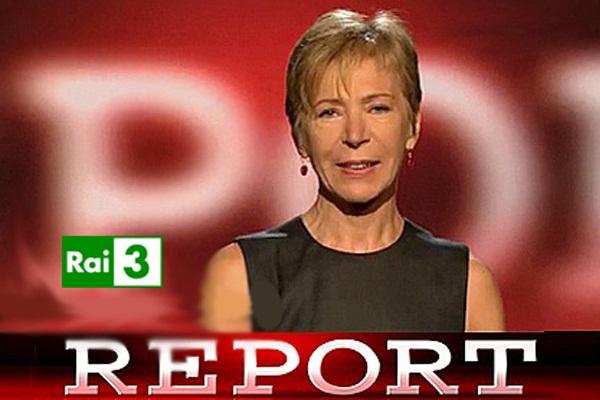 report, milena gabanelli