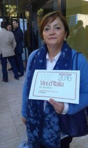 Concetta Pigna - vicepresidente de La Gaurdiense